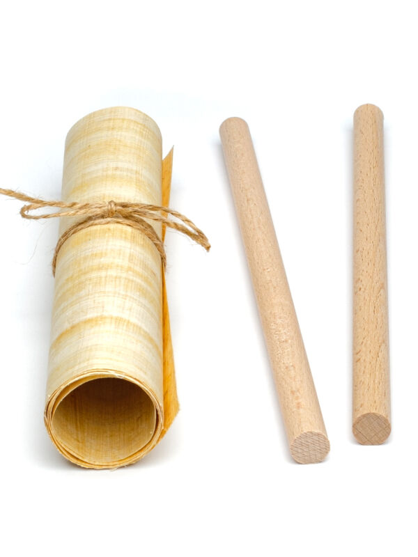 Scroll Set for the making of a Papyrus scroll