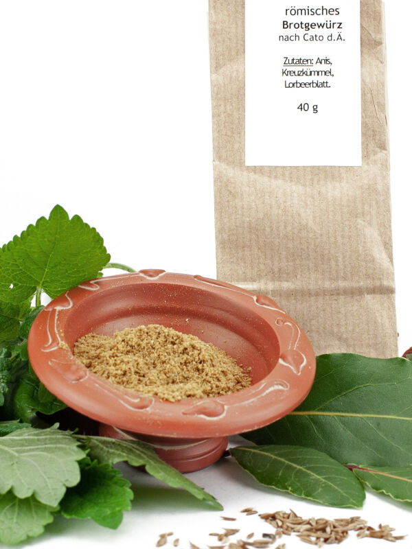 Roman bread spice In mustaceos Cato the Elder 40g