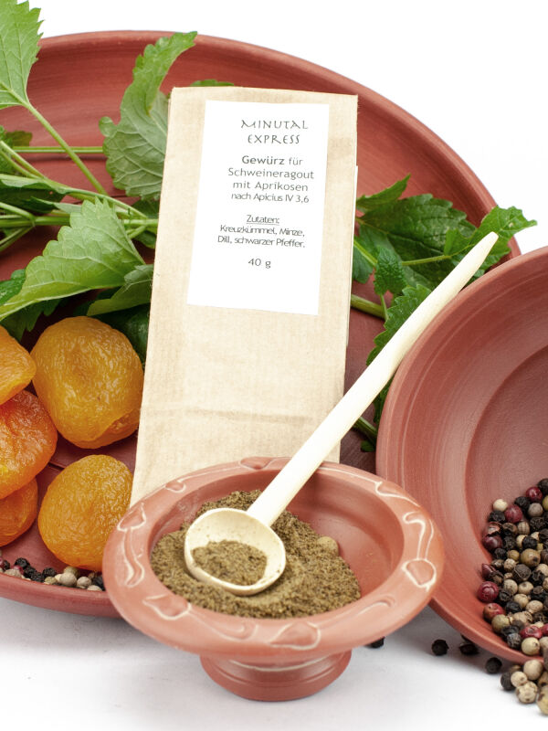 Minutal: Spice Blend for Pork (40 grams)