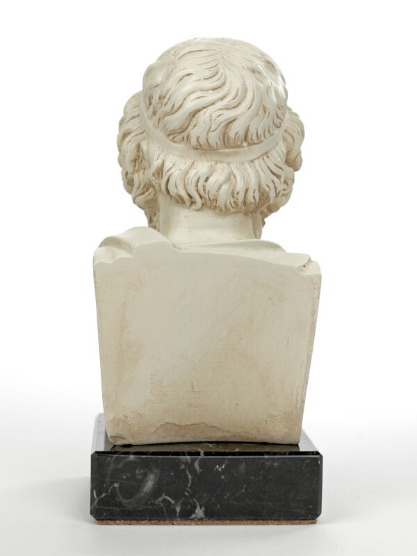 Bust of Homer Greek poet