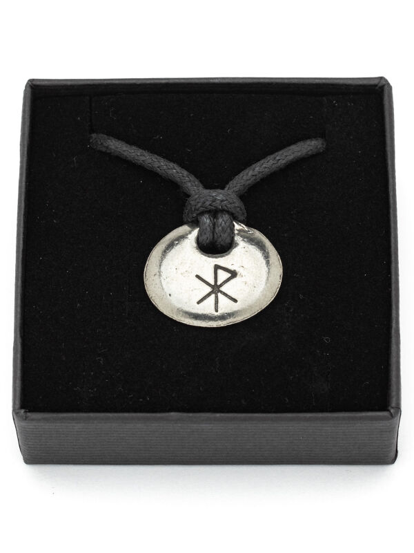 Pendant Rune love antique chain pendant amulets