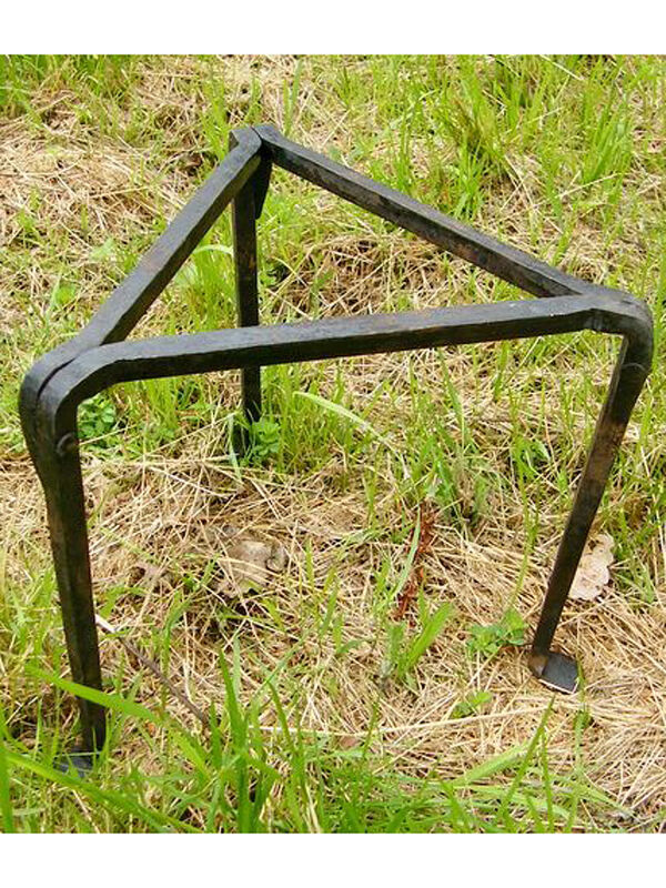 Hand forged Tripod made from Iron