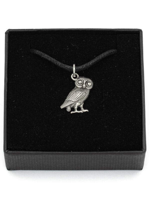 Greece pendant owl
