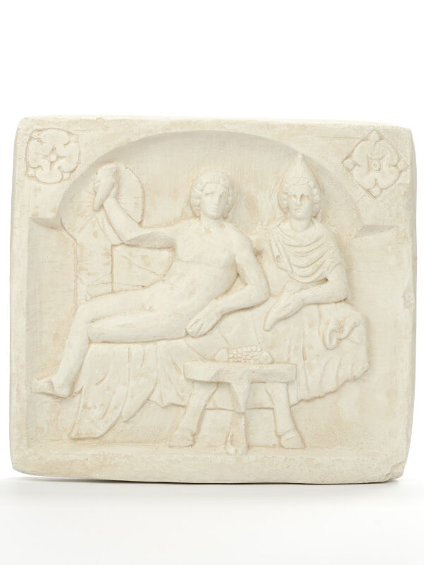 Mithras and Sol cult image replica
