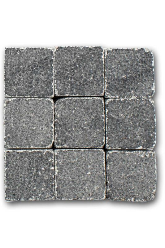 Mosaiksteine Byzantic anthrazit - 10x10x4mm