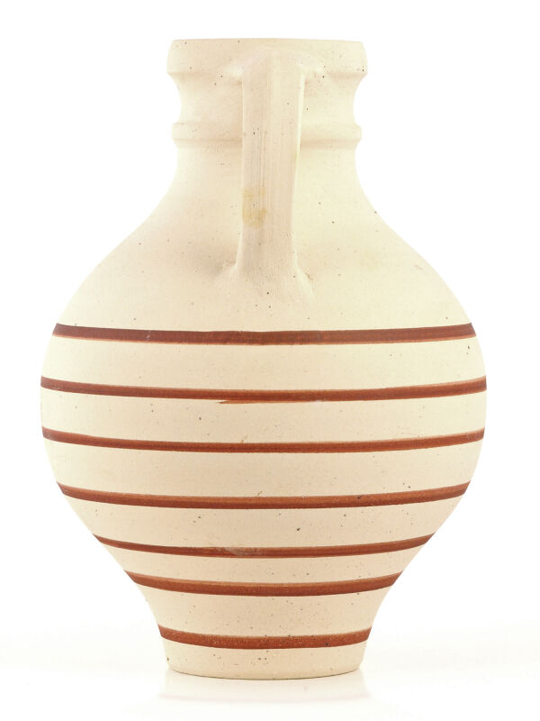 Roman Jug with Red Stripes