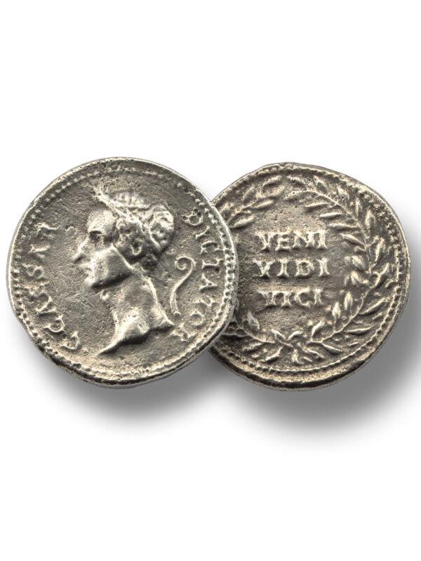 Buy coin julius caesar sestertius veni vedi vici roman shop coin julius caesar sestertius veni vedi vici freerunsca Images