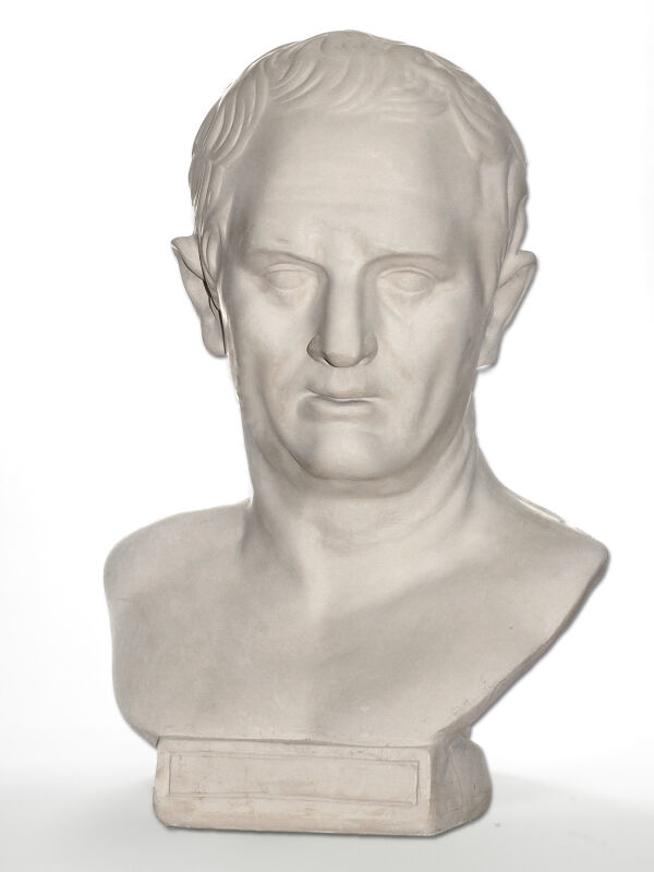Cicero bust of the great orator and Roman senator