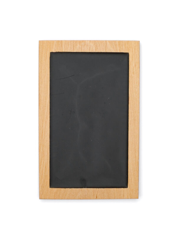 Wax tablet writing tablet - black wax - Roman Middle Ages...