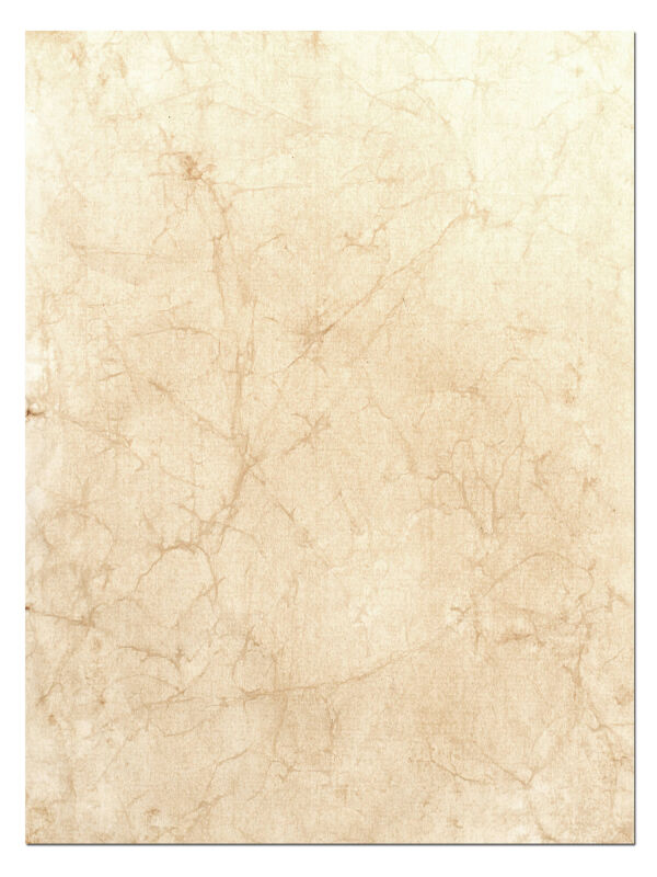 parchment sheet 30x20cm cut, real animal skin sheep/goat