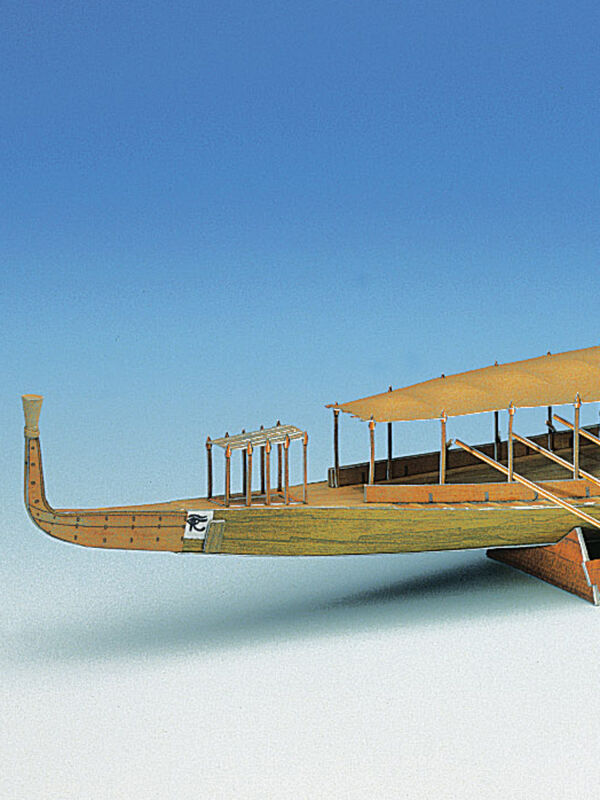 Cut-out-sheets pharaohs ship