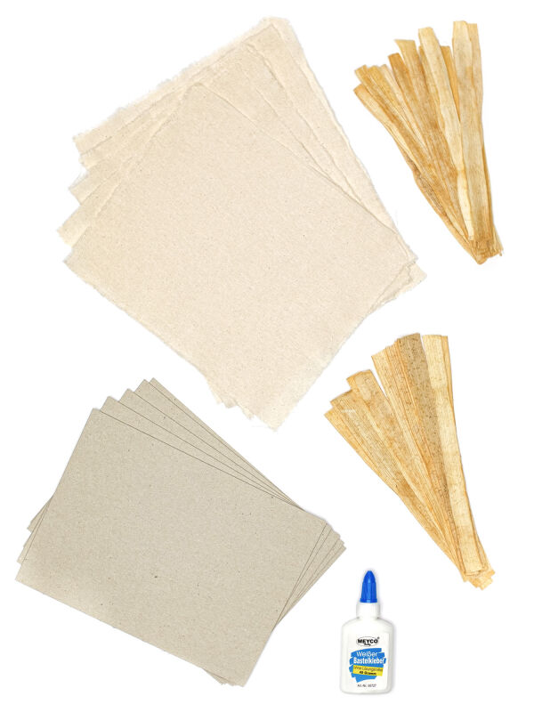 Papyrus production starter set Ramses for 5 papyrus...
