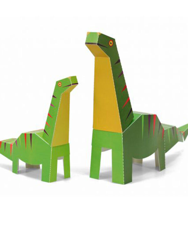Diplodocus large craft sheet