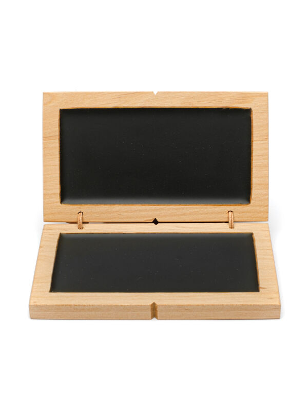 Double wax table | Black writing boards BRIT PROV