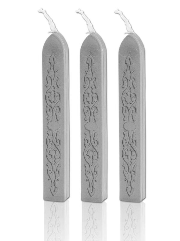 Seal Wax Silver - 3 bars