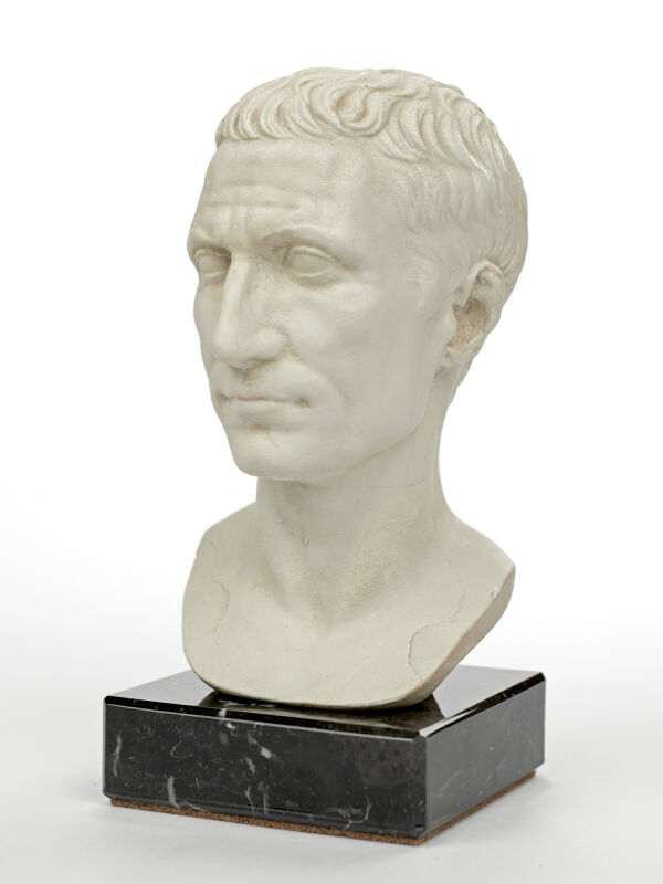 Bust of Julius Caesar - replica