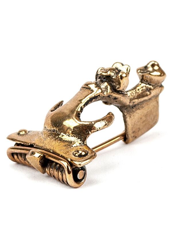 Anchor Fibula in Bronze