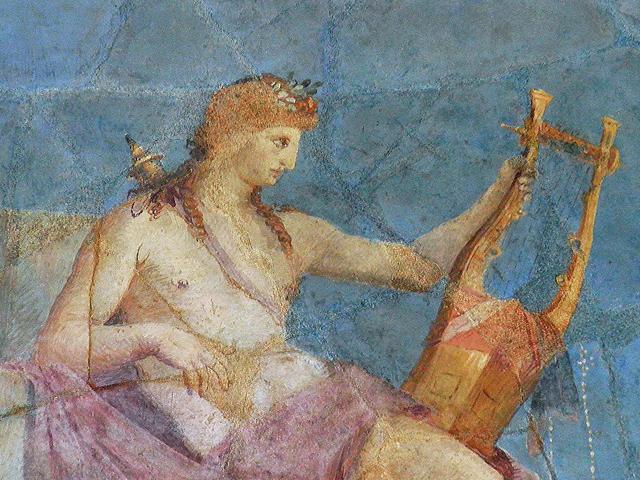 Apollo Römischer Gott