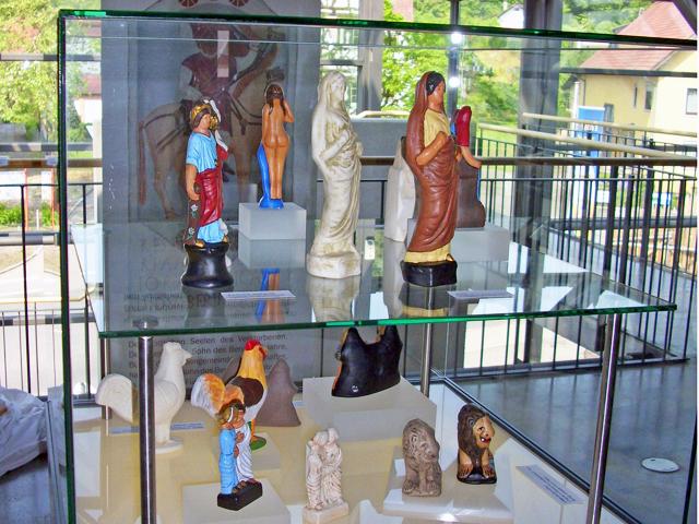 Bunte Götter Ausstellungen
