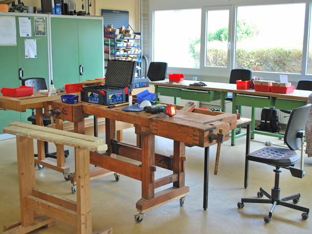 Römer Shop Holzwerkstatt
