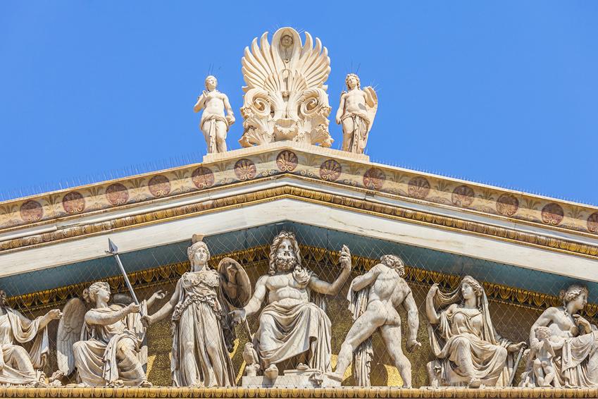 Römische Götter Pantheon