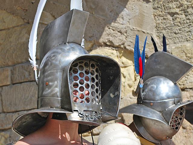 Gladiatoren - antike Stars