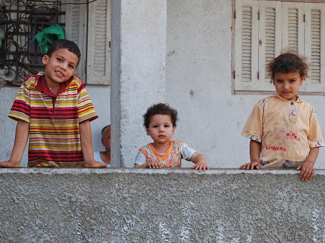 Ägyptische Familien