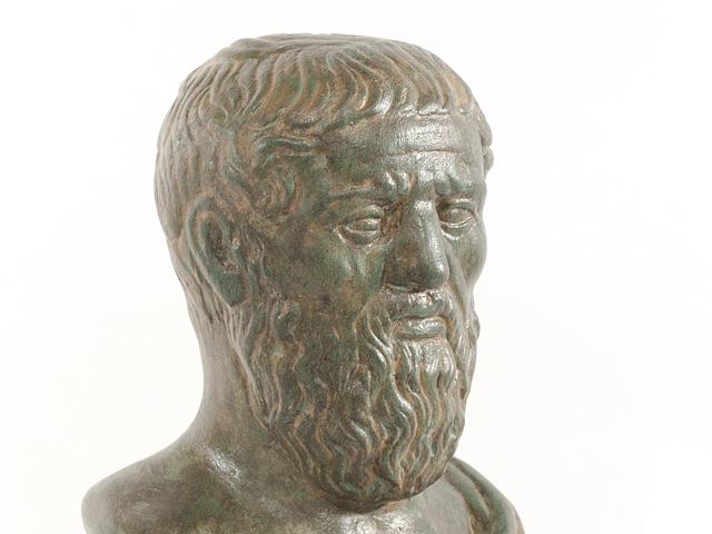 Platon Büste