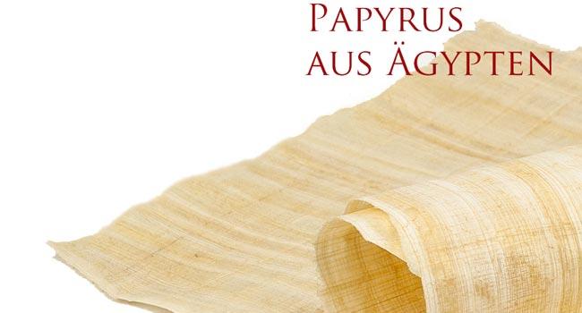 Papyrus & Schreibfedern kaufen