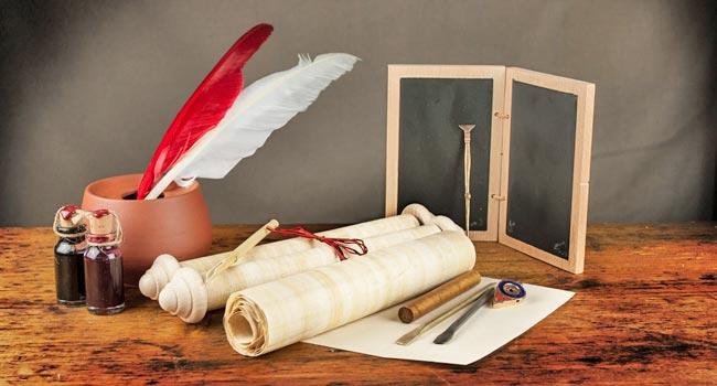 Römische Schreibwaren