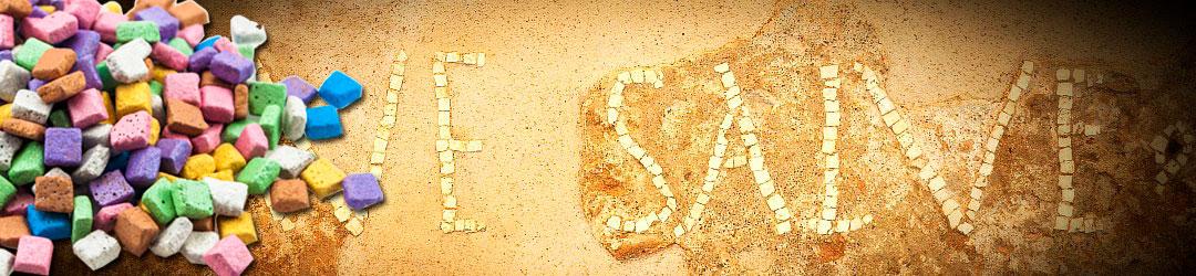 Mosaike basteln
