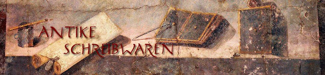 Antike Schreibwaren