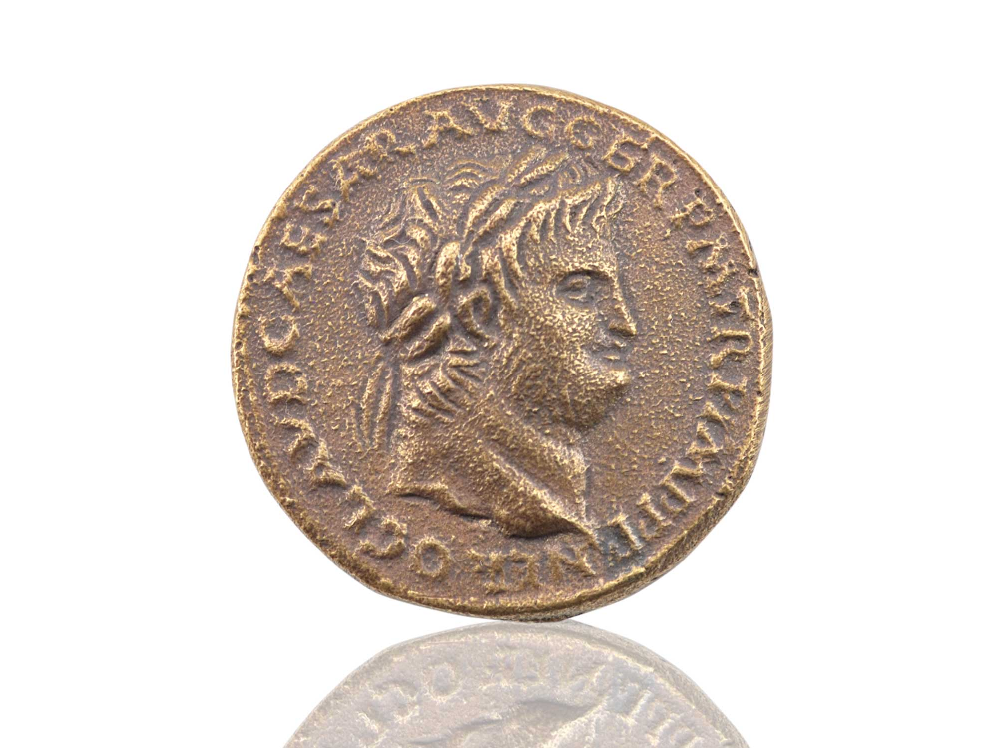 Nero Münze